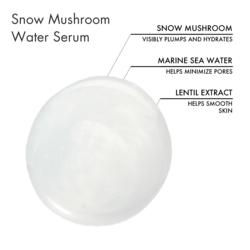 Snow Mushroom Swatch