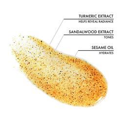 key ingredients in turmeric brightening polish