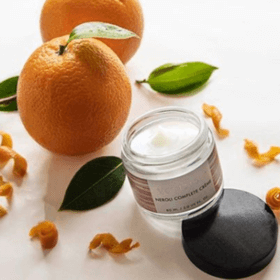 neroli complete creme with oranges