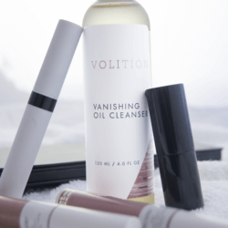 vanishing oil cleanser and makeup