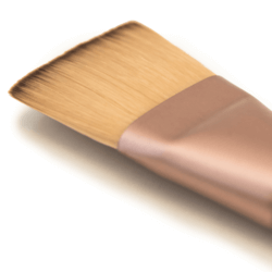 the skincare paintbrush close-up