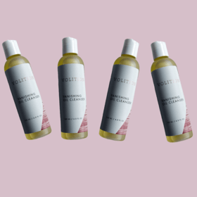 four vanishing oil cleansers