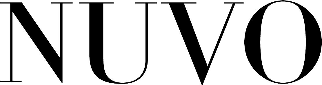 Nuvo logo black no background
