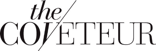 The coveteur logo