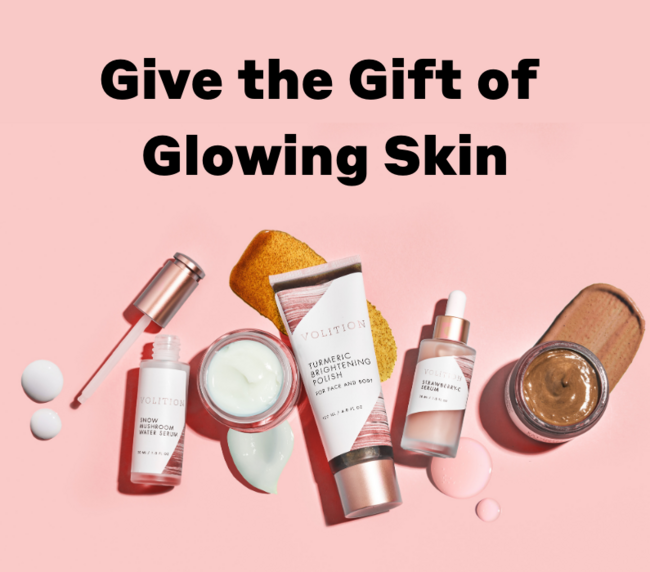 VOLITION BEAUTY HOLIDAY GIFT GUIDE