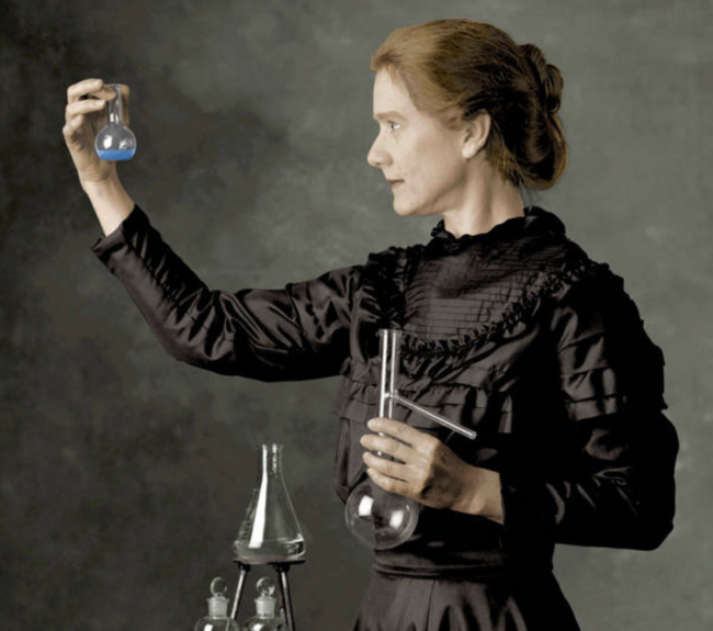 Volition Beauty Women's Wednesday: Marie Curie