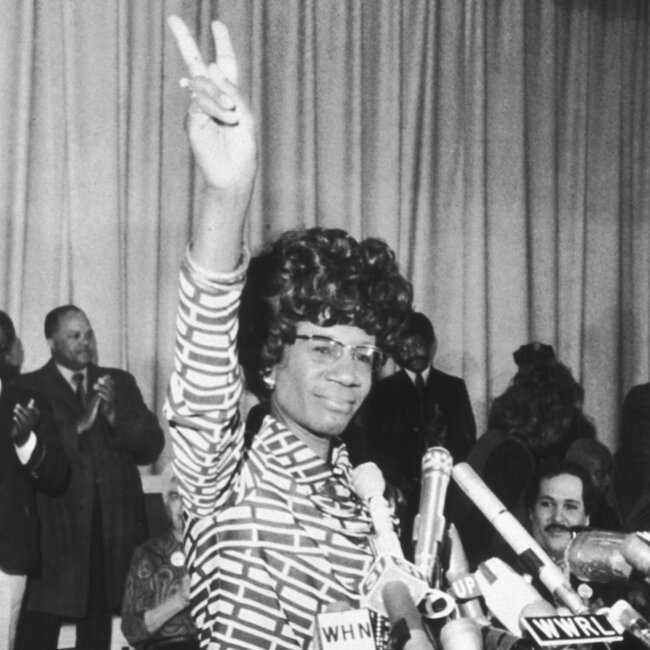 Volition Beauty Women's Wednesday: Shirley Chisholm